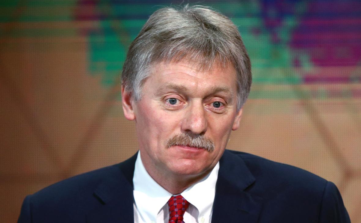 Песков оценил данные о «складе грязи» и «аквадискотеке» в «дворце Путина»