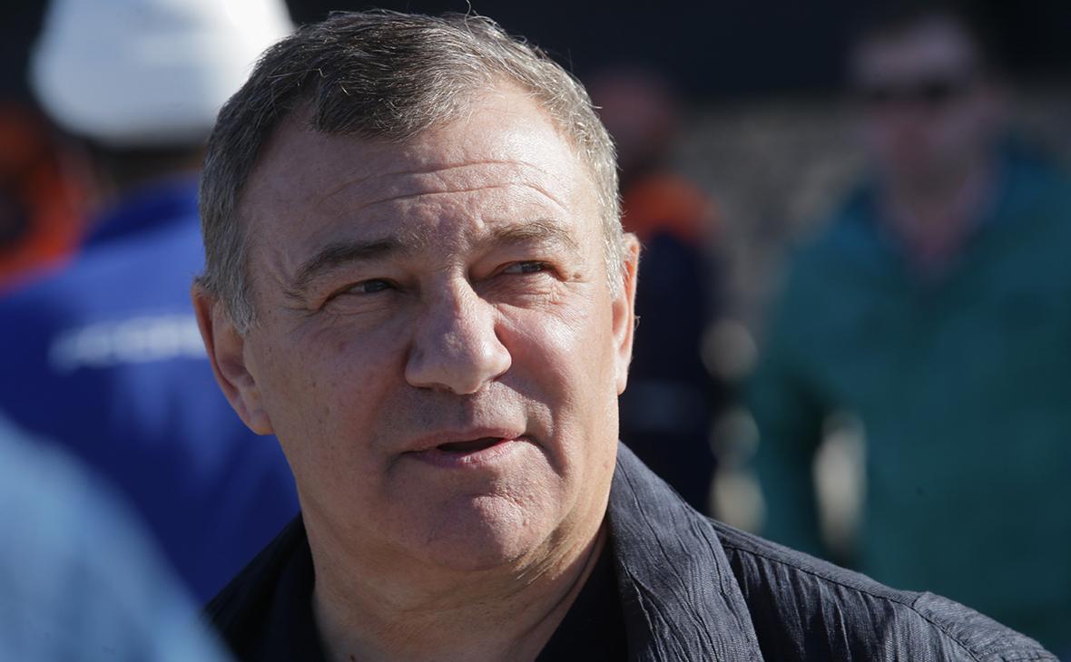 Аркадий Ротенберг раскрыл свои туристические активы в Крыму