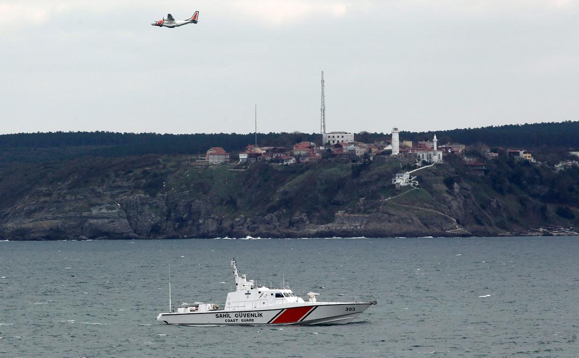 Власти Турции назвали причину потопления сухогруза Arvin