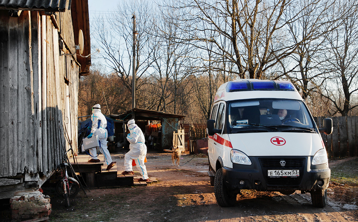 За сутки в России выявили более 28 тыс. случаев заражения коронавирусом