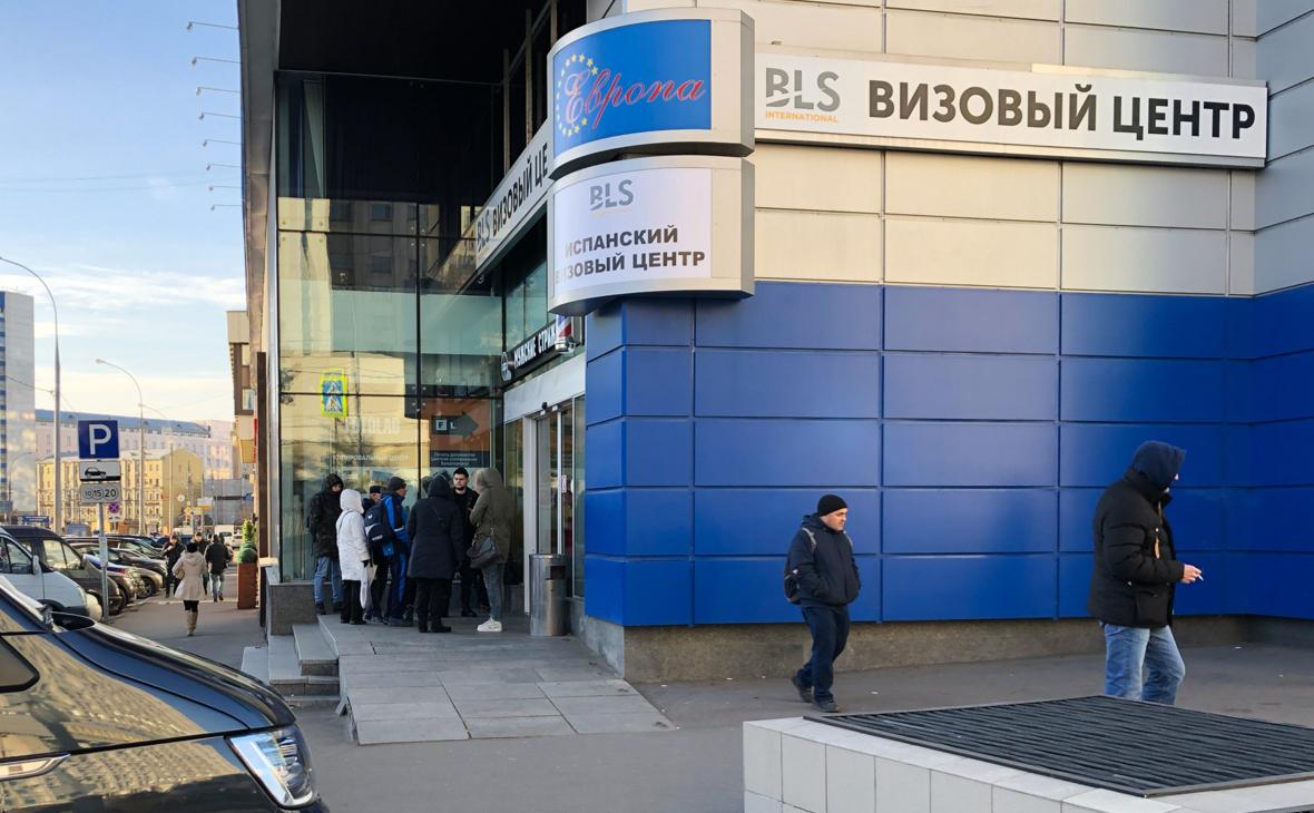 Испания назвала дату возобновления работы визового центра в Москве