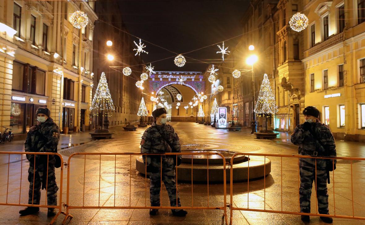 Беглов заявил о «прерванной цепочке коронавируса» в Петербурге