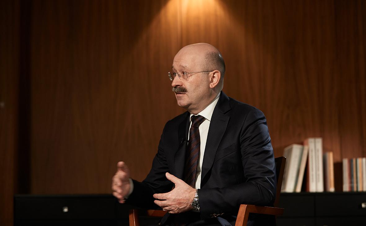 Глава «Открытия» рассказал о результате продажи акций Polymetal и ВТБ