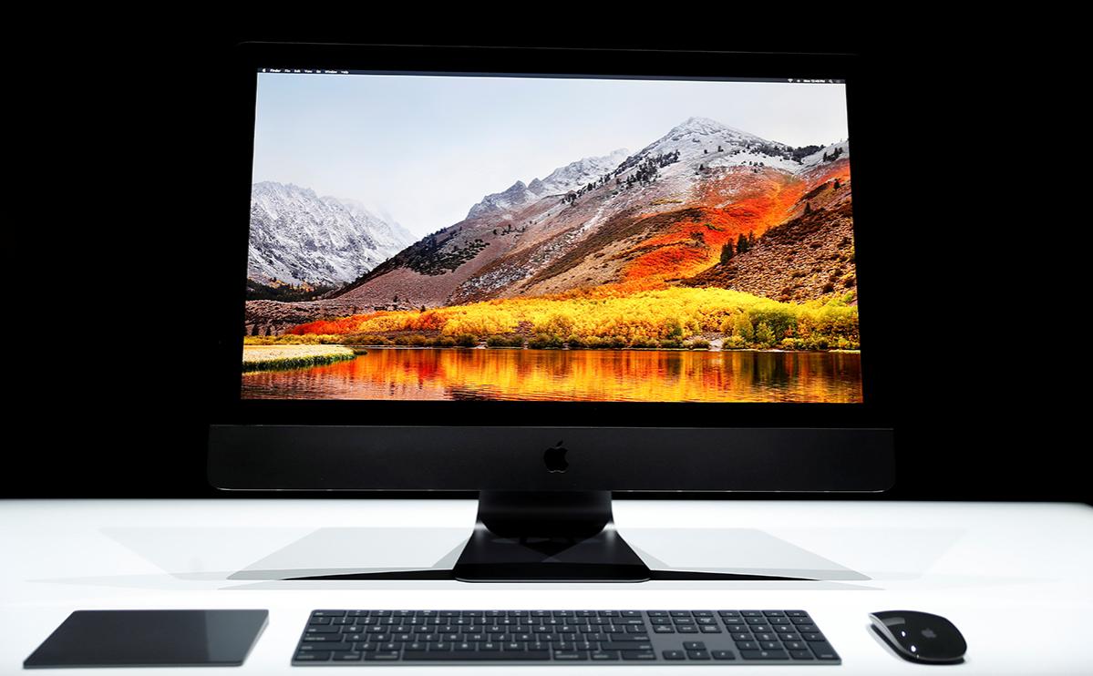 Bloomberg узнал о первом с 2012 года редизайне настольного iMac