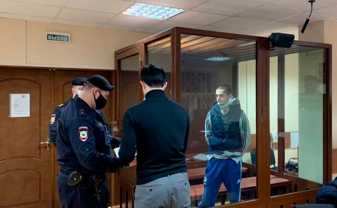Арестованный за драку с ОМОНом чеченец объяснил действия «горячей кровью»