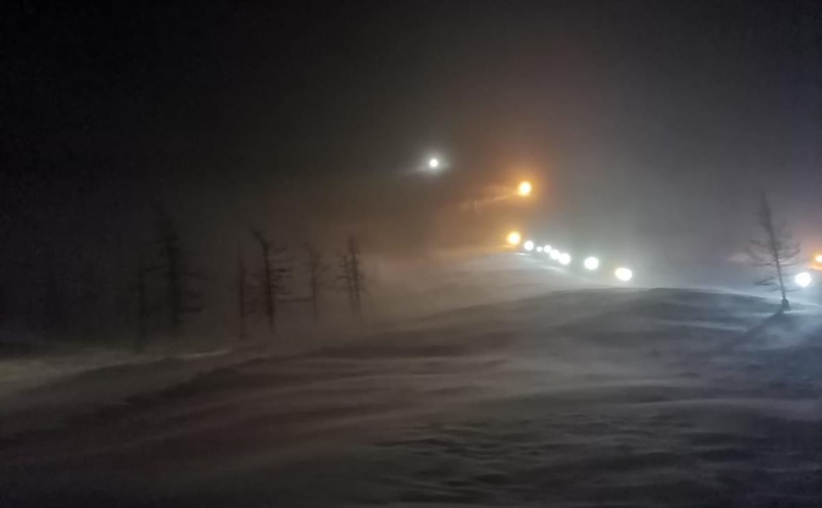 Власти Норильска объявили траур по погибшим под лавиной