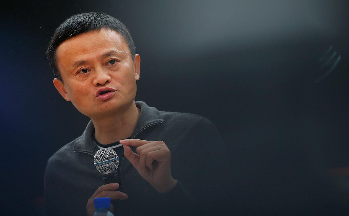 WSJ сообщила о попытке Джека Ма спасти «дочку» Alibaba перед IPO