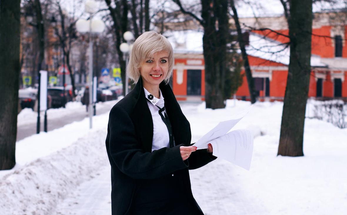 Суд приостановил решение о признании журналистки Савицкой иноагентом