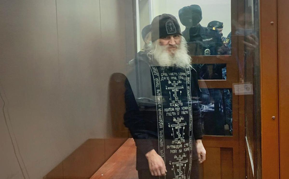 Бывший схимонах Сергий объявил об отказе от еды и воды в СИЗО