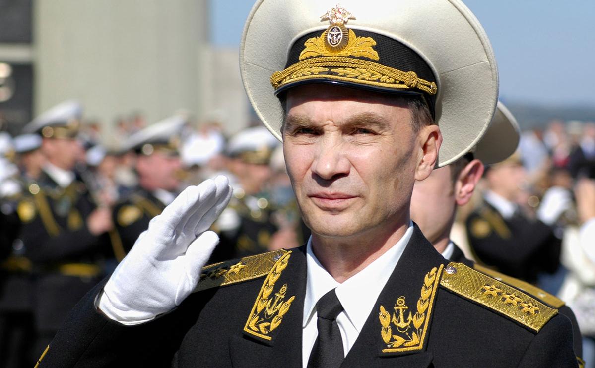 Умер бывший главнокомандующий ВМФ Владимир Высоцкий