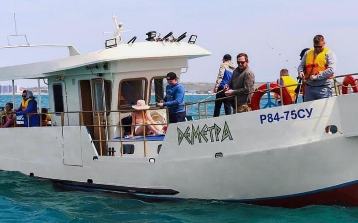 Прокуратура начала проверку после взрыва на прогулочном судне в Анапе