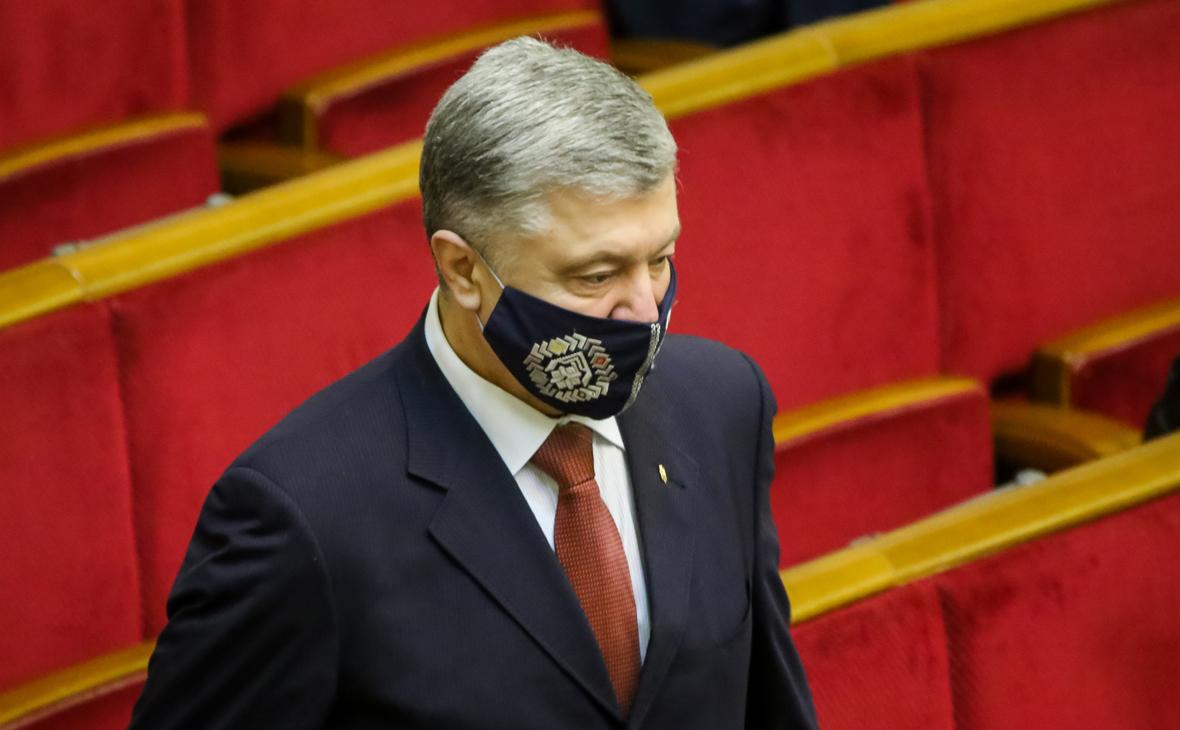 Порошенко назвал себя автором операции против «боевиков ЧВК» в Белоруссии