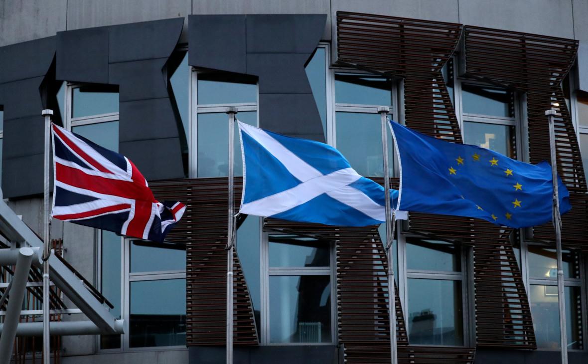 Британия и ЕС не смогли приблизиться к соглашению по Brexit