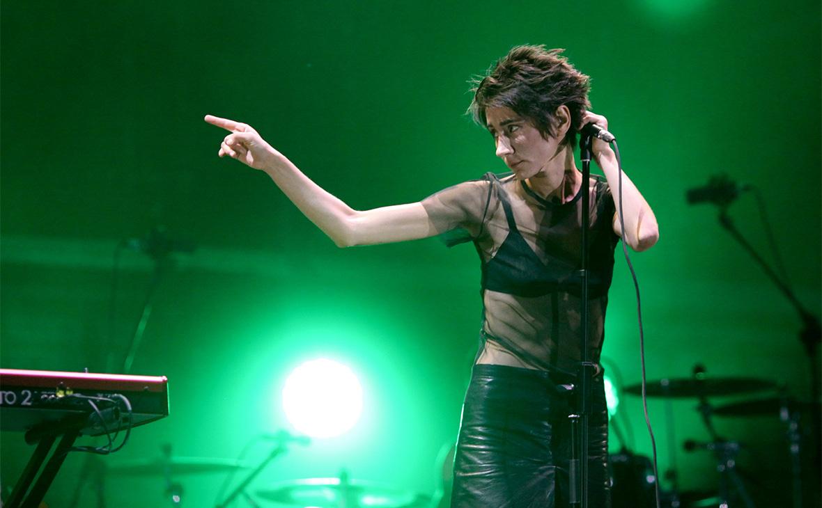 Земфира выпустила первый за восемь лет альбом