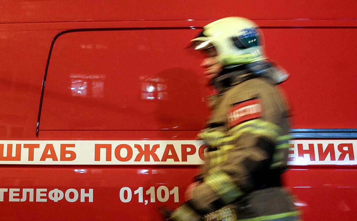 В Томской области в колонии строгого режима произошел пожар