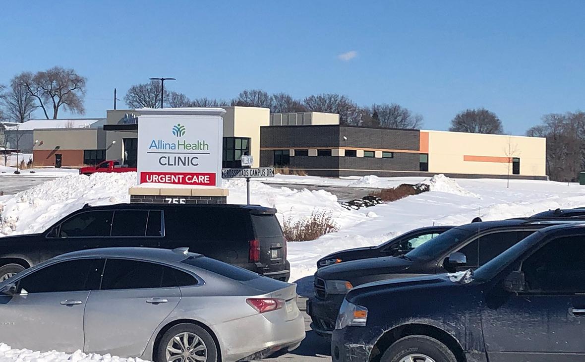 В Миннесоте в больнице произошла стрельба
