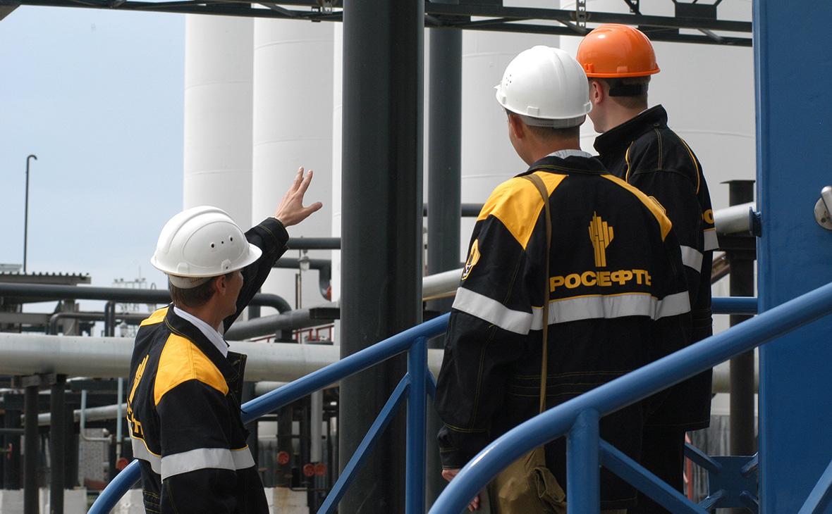 «Роснефть» подала иски к Bloomberg и двум российским СМИ
