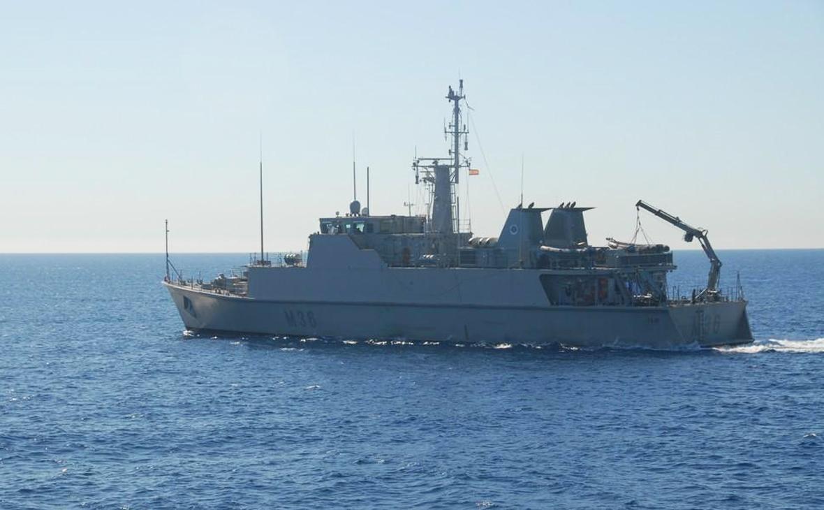 Черноморский флот начал следить за кораблями стран НАТО в Черном море