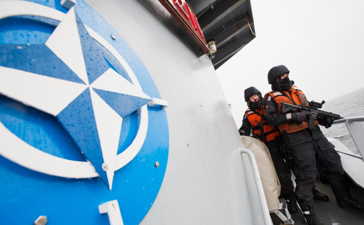 В Германии заявили об отсутствии планов принятия Украины в НАТО