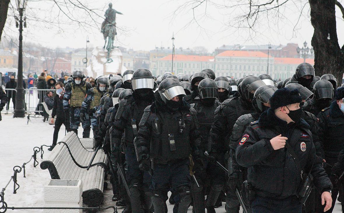 В Петербурге вслед за Москвой возбудили дело из-за перекрытых дорог