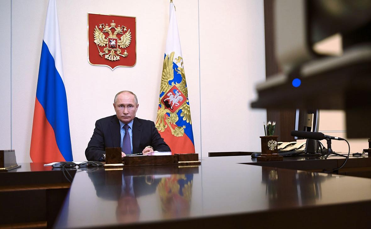 Путин предложил отменить предел по возрасту для назначаемых им чиновников