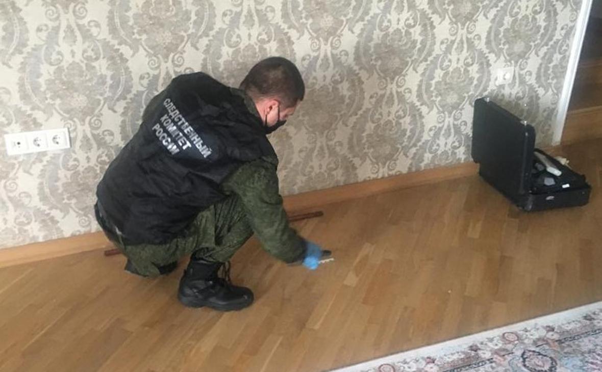 Житель Махачкалы ранил полицейского во время обыска по делу об убийстве
