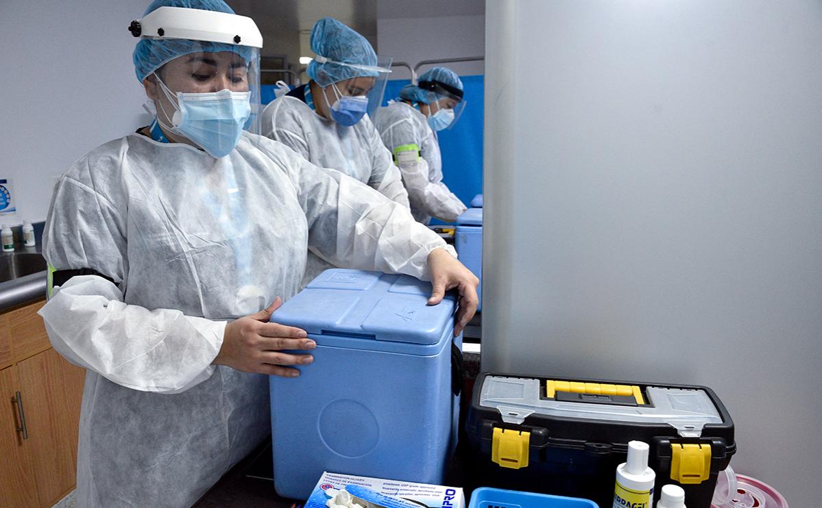 ЕС запретил вывозить вакцины от коронавируса