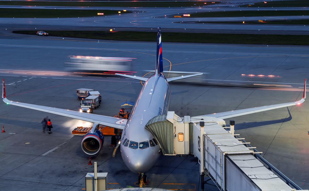 «Аэрофлот» сообщил об отсутствии решения по авиасообщению с Британией