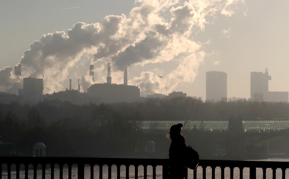 В Москве создали оперштаб по выявлению неприятных запахов