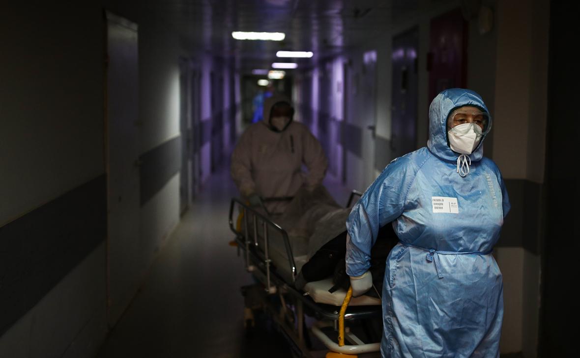 За сутки в России умерли 497 зараженных коронавирусом