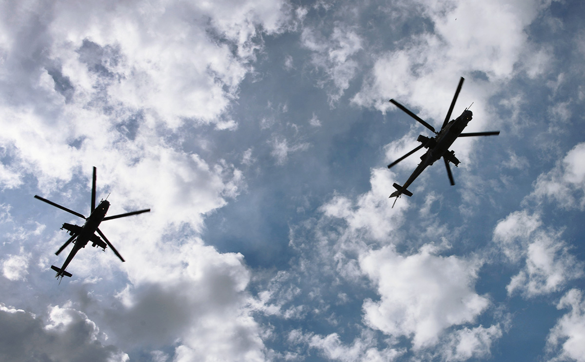 МИД сообщил о выводе направленных перед выборами в ЦАР вертолетов
