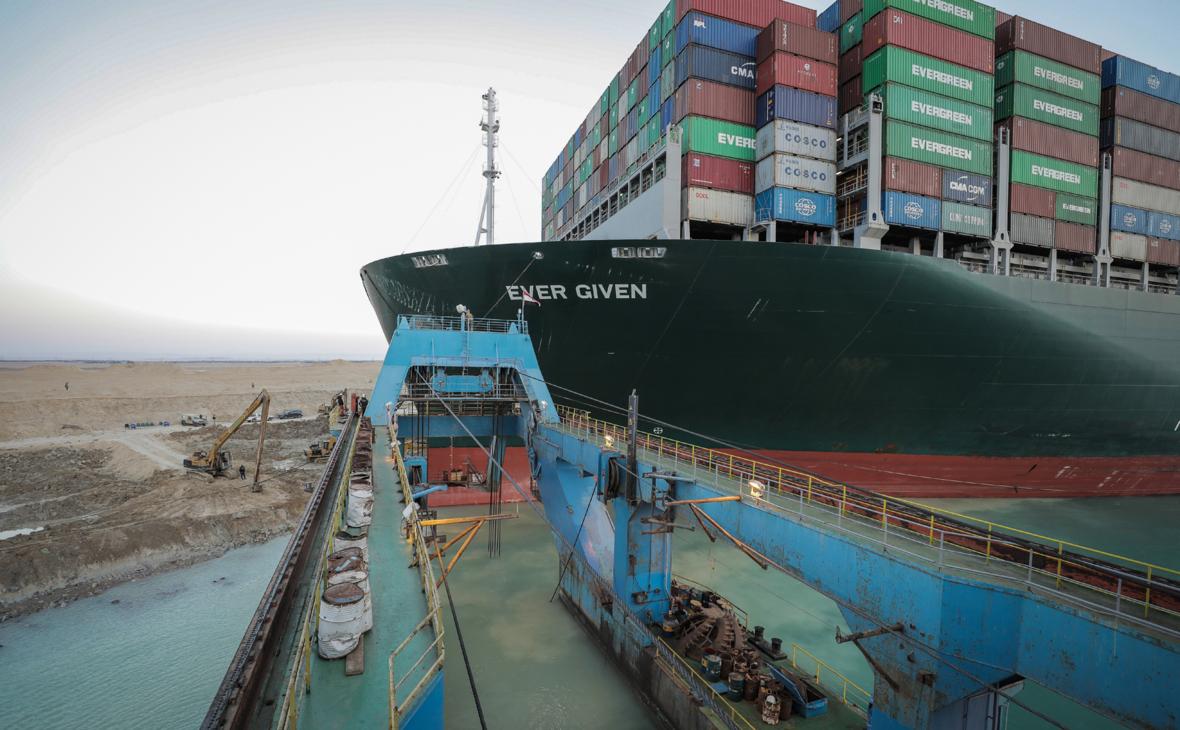 Минэнерго оценило влияние блокировки Суэцкого канала на поставки нефти