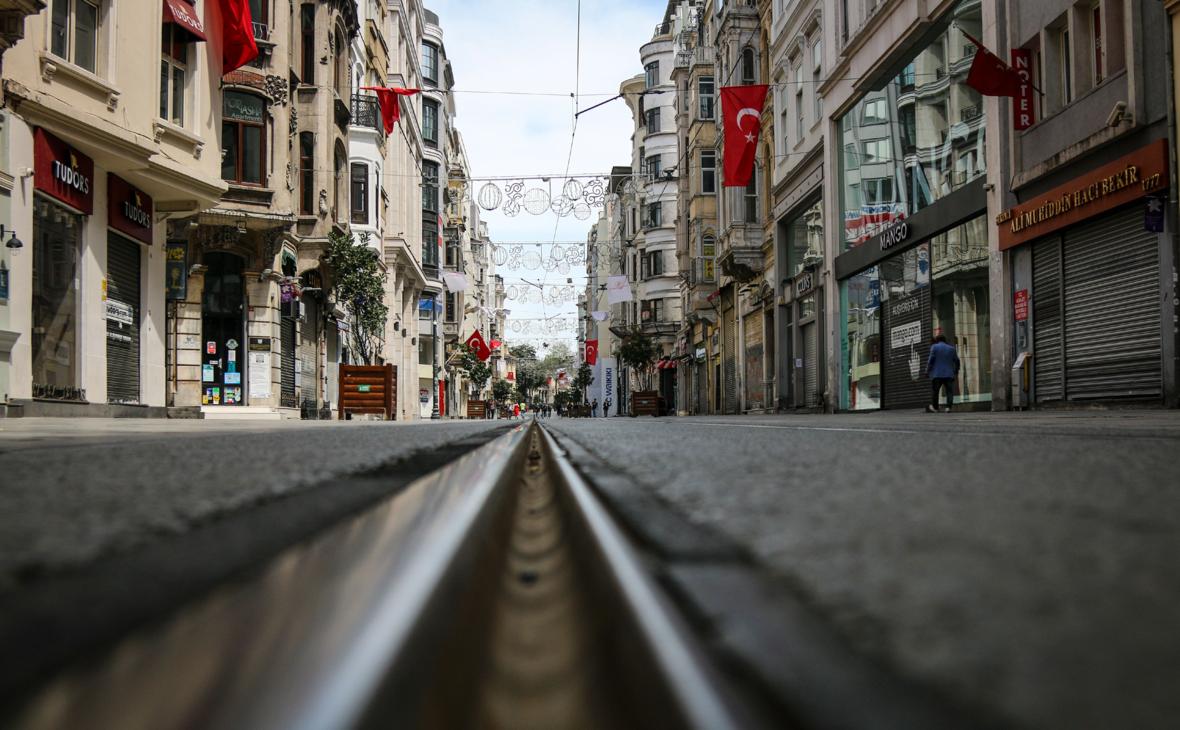 Власти Турции решили ужесточить локдаун