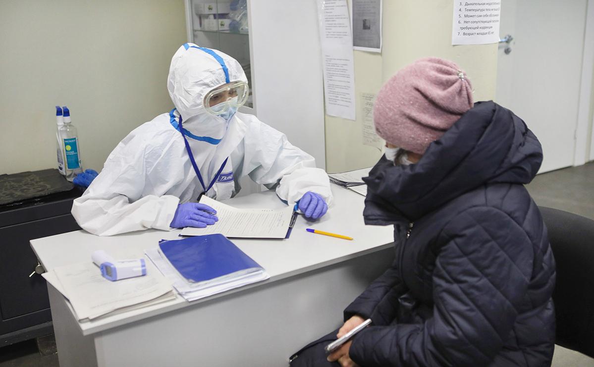В России число выписок за сутки превысило число заболевших COVID на 3836