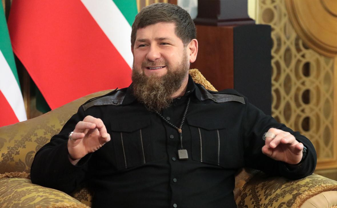 Кадыров сравнил себя с Трампом после блокировок аккаунтов в соцсетях