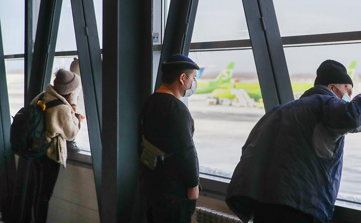 Росавиация уведомила авиакомпании о приостановке рейсов в Британию