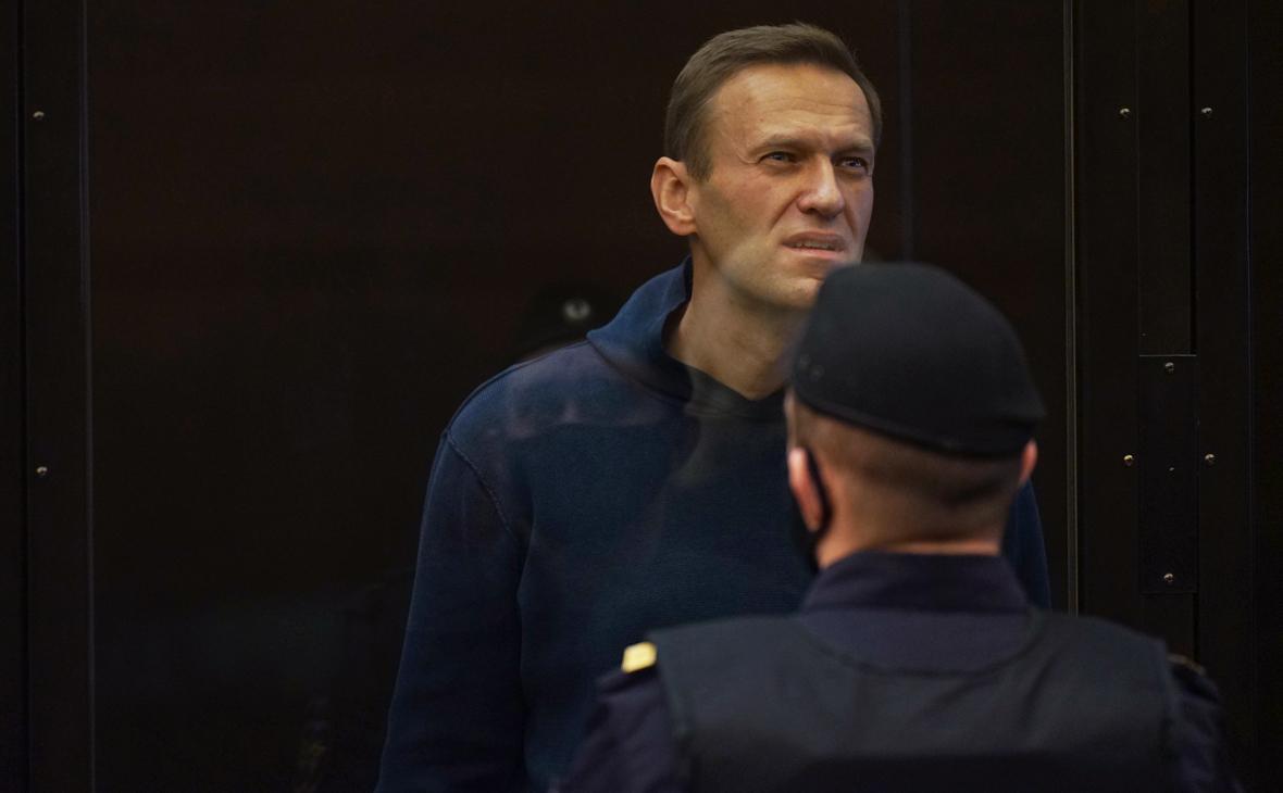 Bloomberg узнал детали обсуждаемых ЕС санкций из-за Навального