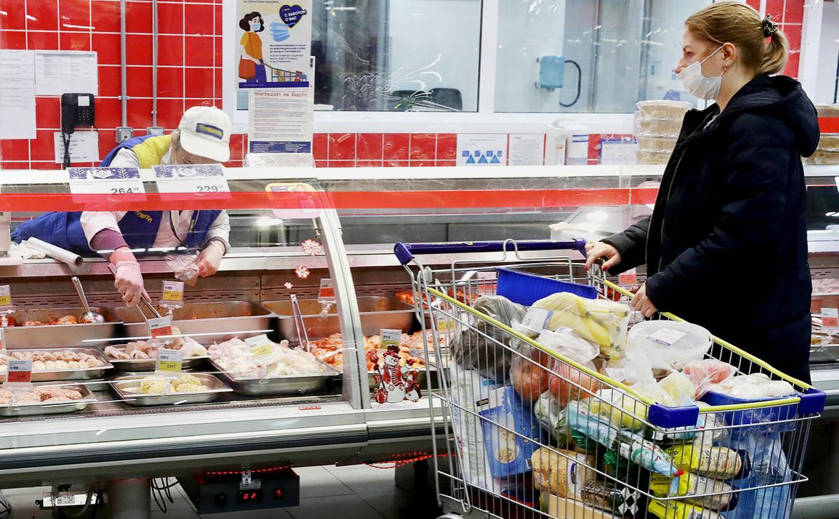 Путин разрешил правительству регулировать цены на продукты