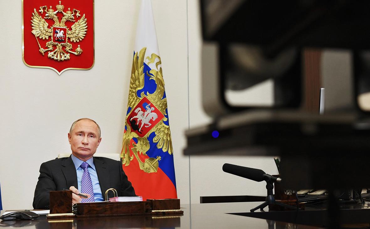 Путин подписал закон о запрете второго гражданства для парламентариев
