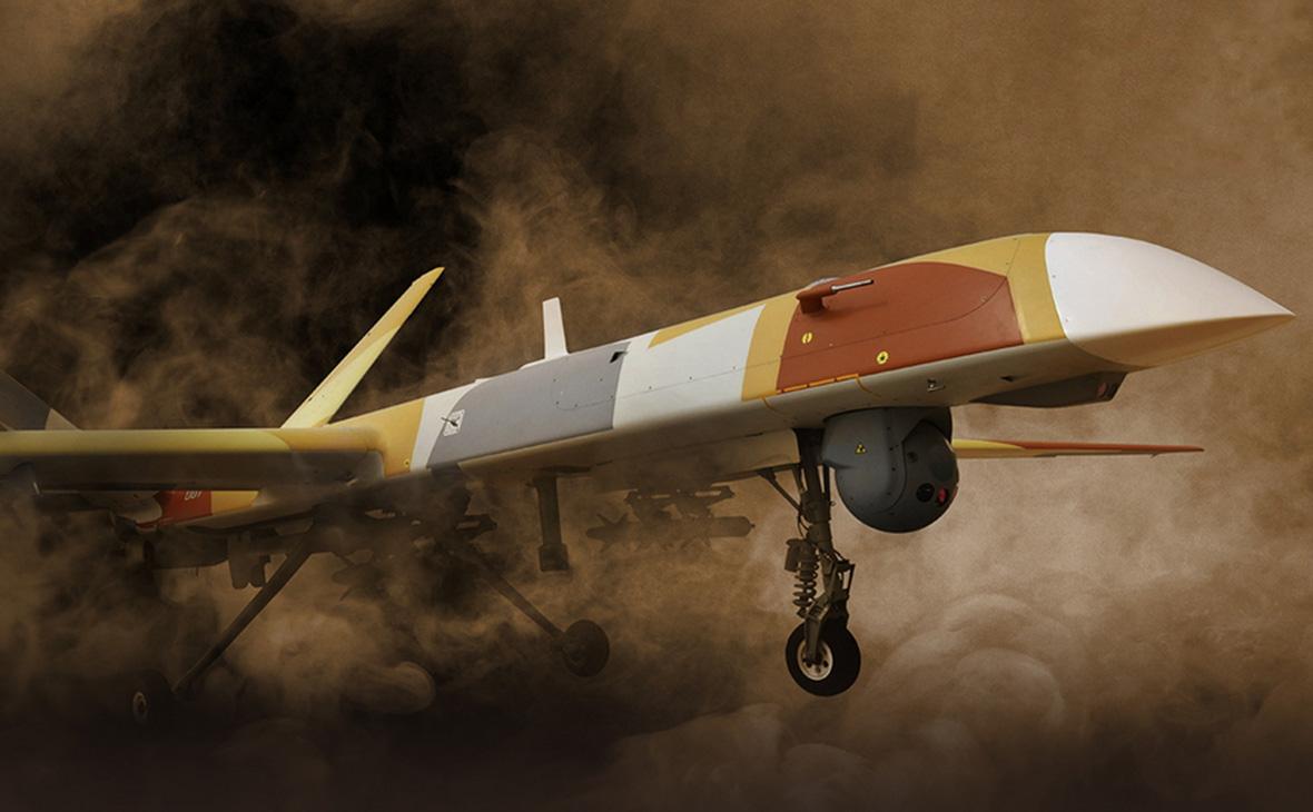 Минобороны опубликовало первое фото дрона «Орион» в ударном варианте