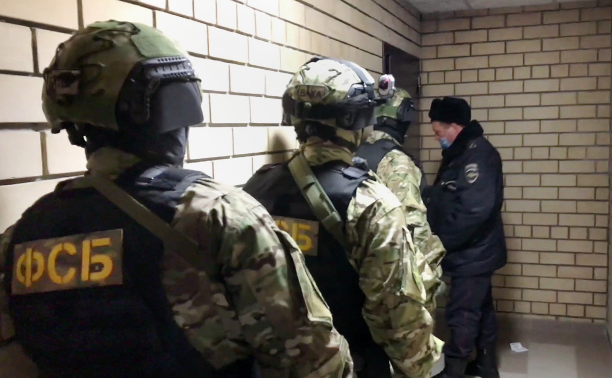 В Крыму и Татарстане задержали спонсоров «Исламского государства»