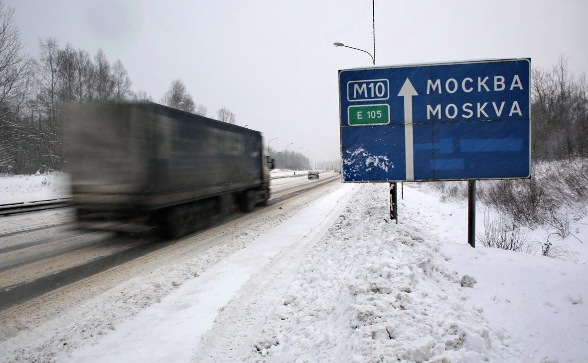 В Москве поменяют систему выдачи пропусков на проезд грузовиков