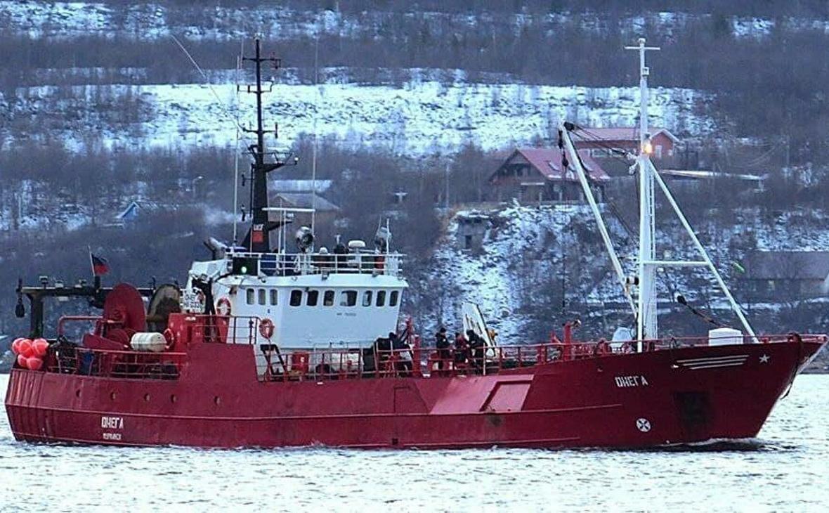 Путин выразил соболезнования семьям погибших при крушении судна «Онега»