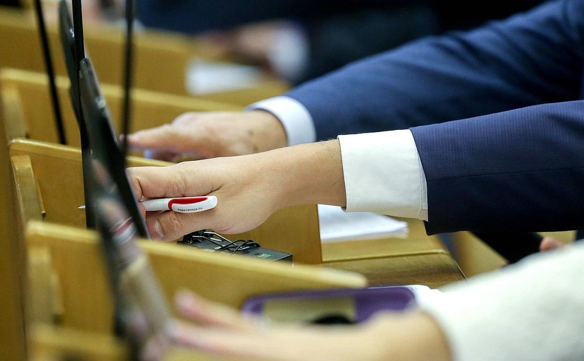 Госдума одобрила поправку о запрете снижения МРОТ