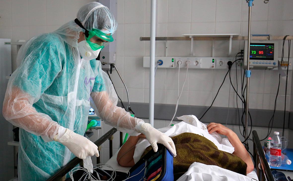 В России за сутки выявили более 13 тыс. случаев COVID-19