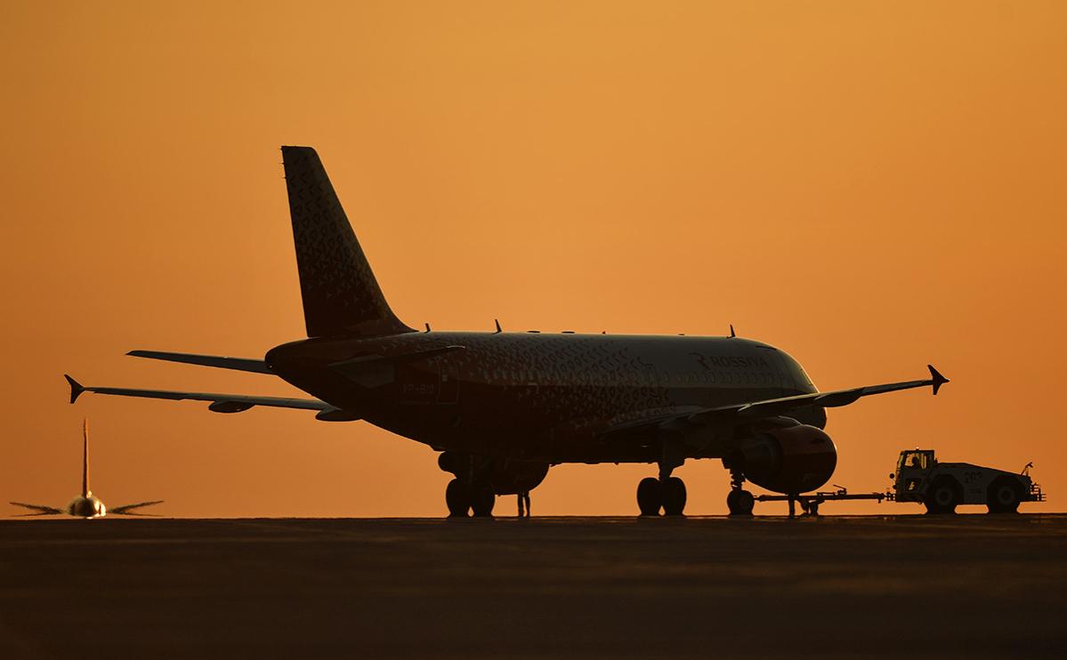 Украина обратилась в Интерпол из-за летавших в Крым самолетов