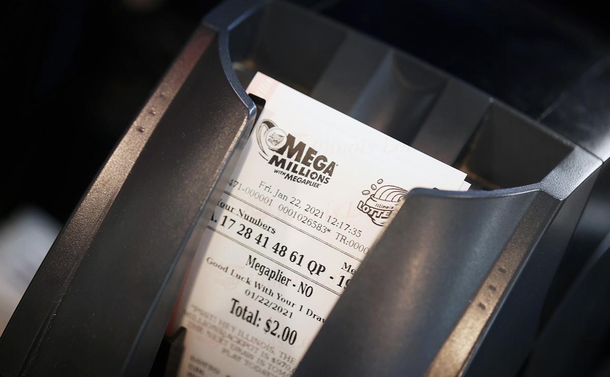 Житель Мичигана выиграл в лотерее $1 млрд