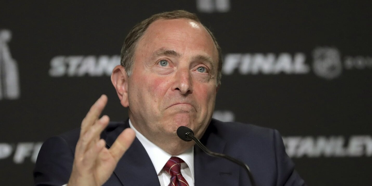 Беттмэн об участии НХЛ в ОИ-2022: «Неопределенность огорчает и вызывает целый ряд вопросов по следующему сезону»