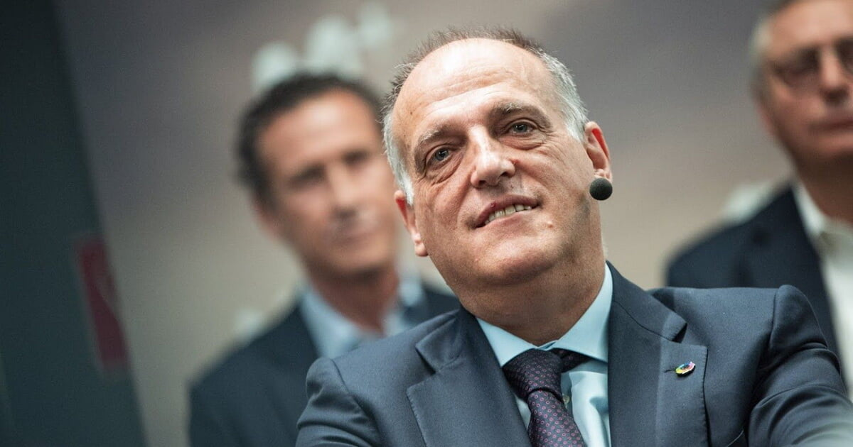 Глава Ла Лиги: «Согласен с Суперлигой – у клубов должно быть больше влияния»