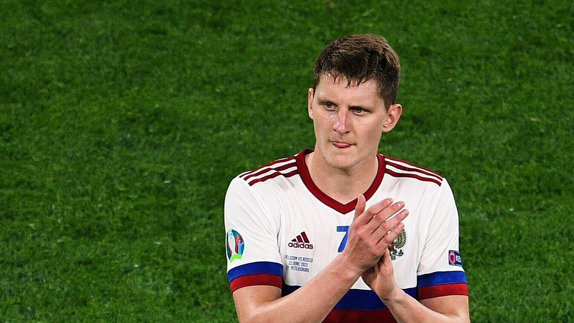 Василий Березуцкий считает, что Дивеев может вырасти в игрока мирового уровня: «У него невероятно хорошие данные»